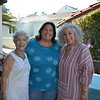 Mary Gant, Maureen Bond and Maureen Sprowles