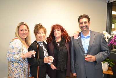 Elizabeth Escue, Yolanda Richman, Kimbra Fossen and Frank Estrada