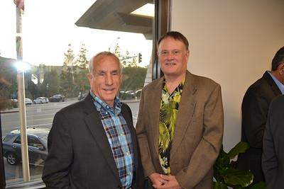 Bob Bornehoft and Mike Heydorff