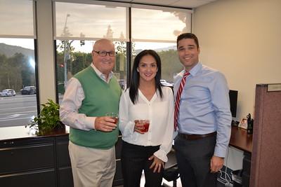 Charles Mason, Rachel Mashhoud and Thomas Mason