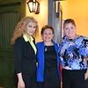 Anita Khodabakhshian, Juliet Betaivaz and Robin Elmassian