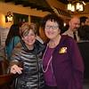Linda Magarian and Harriet Hammons