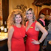 Event hosts Analily Park and Sandy Kobeissi