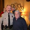 Sheriff's Lt. Mark Slater and Richard Elmassian