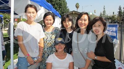 04 Joung park, Mary Stella Huh, Sook Kyung Kim, Lamilah Han, Sung Kyung Chun and Haejin Kim