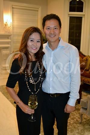 Homeowners Eunjoo and Chris Lee 168