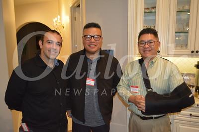 Ali Fahimi, Mike Wong and Ben Pak 196