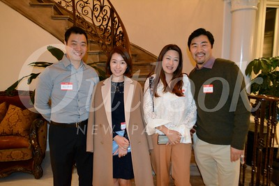 Al and Claire Kim, Brenda  and Marcus Oh 162