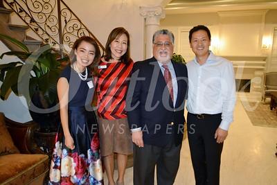 Sarah Ahn, Lorna Kim, Assemblyman Anthony Portantino, Lorna Kim and Chris Lee 172