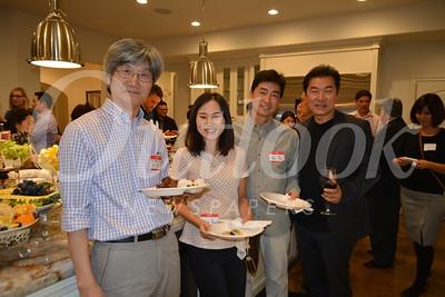 Yon-Gyong Kwon, Jenny Park, Jay and Peter Paik 192