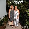 Debra Cradduck and LCFEF President Caroline Anderson