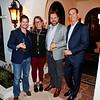 Joseph Langton, Jamie Lewsadder, Matt Weber and Rodney Swan