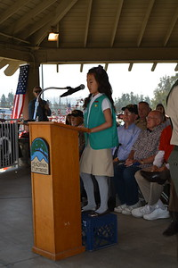 LCF Honors Military Sacrifices at Ceremony