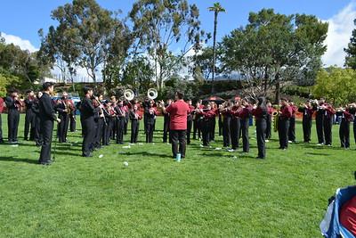 La Canada HS band under the direction of Jason Stone 896