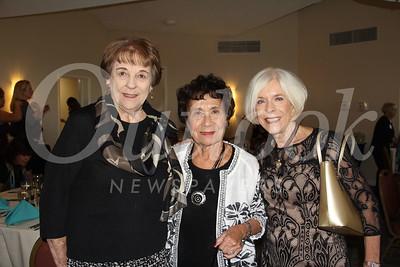 Ann Neilson, Dee Draper and Mary Gant