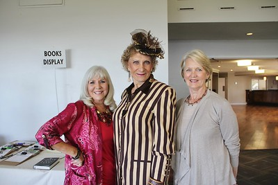 Brenda Reese, Patricia Harris and Patricia DiGennaro