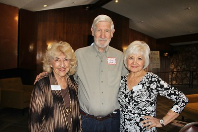 Danette Erickson, Jack Labrie and Tamara Hughes