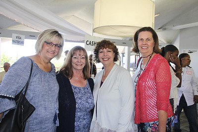 Michele Akins, Anne Myers-Dwyer, Nancy Myers-Cox and Selena Robles