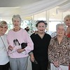 Marie Baker, Jean-Anne Hawley, Betsy Mortimer, Christiane Wheeler and Arlene Massimino