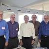 Al Silliman, Ed Delaney, Ron Ploszaj, Hartwell Long and Gary Massimino