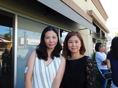Amy Chen and Amy Chang