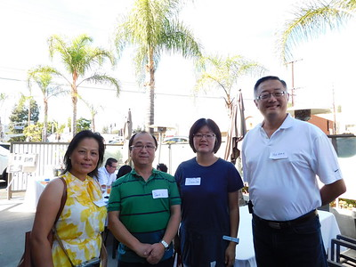 Melissa Murphy, Daniel Li, Diana Sou and Rex Wong