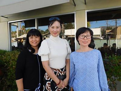 Aixia Wu, Anna Zhang and Mei Cao