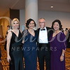 Gala chairs Holly Biondo and Caroline Anderson with LCFEF President Kevin Martin and LCFEF Executive Director Marilyn Yang