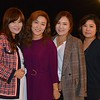 Eun Iris Lee, Rebekah Park, Min Park and Ruth Lee