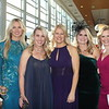 Heather Scherbert, Allison Carmack, Karen Clark, Heidi Hamilton and Jennifer Gordon