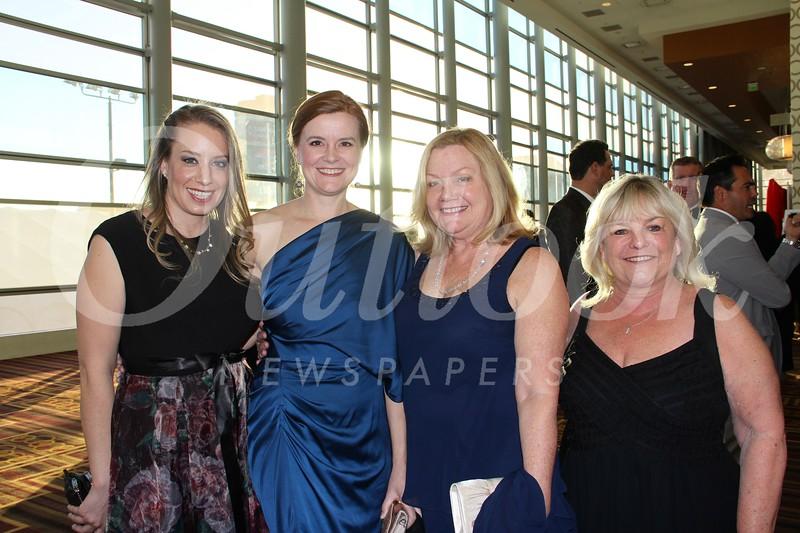 Rachel Harter, Kristen Angelica, Kerry Russell and Debbie Pierce
