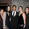 Stephanie Arnold, Ruby Wang, Robert Sha, Whitney Worster and Anh-Luu Hohnbaum