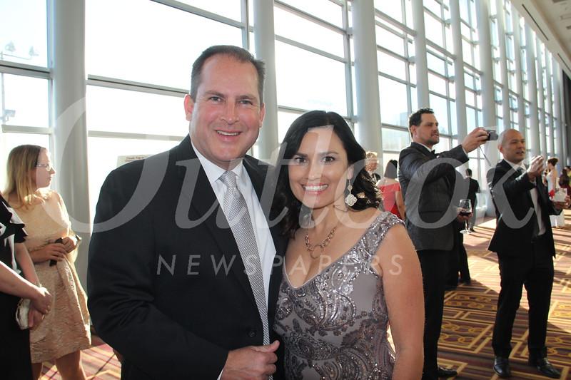 Ben and Cristina Kelly