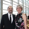 Honorees Craig and Melissa Mazin