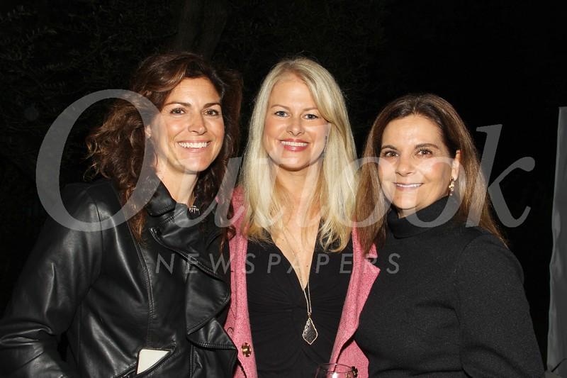 Alison Heath, Karen Clark and Julia Cooper