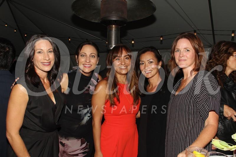 Valerie Talbert, Amy Ramsey, Monica Warner, Kim La and Erica Gross