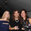 Event co-chairs Emily Woods, Joleen O'Brien and Jennifer Ferry