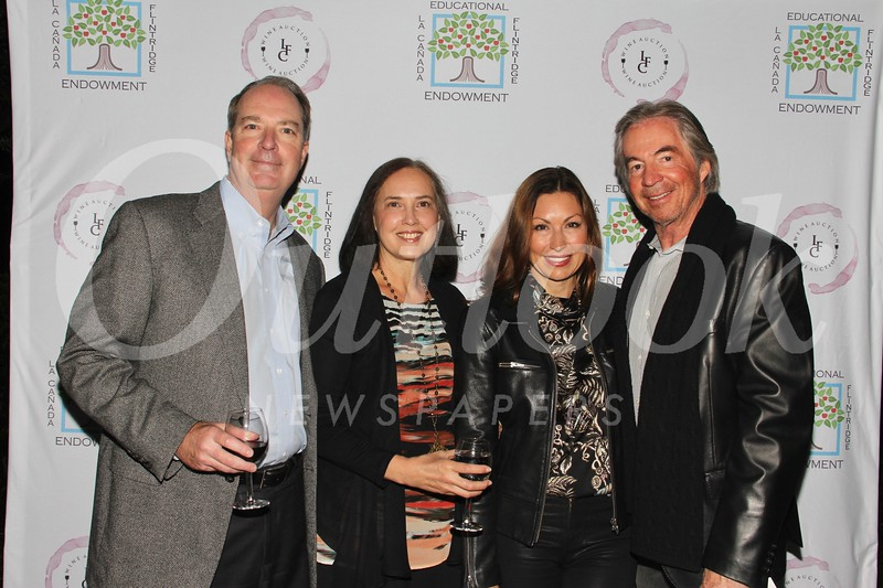 Steve and Elysa Del Guercio with Chelby Crawford and Gregg Smith