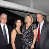 John Wolhaupter and event chair Nancy Wolhaupter with Alison and <br /> Mike Davitt