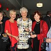 Pat Anderson, Karen Spalding, Joyce Ruygrok, Barbara Edwards and Pat Anderson