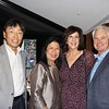 Steven and Fung Low with Laurie and Neil Guglielmo