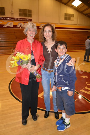 Patty Compeau and former student Mitra Mofid and her son Kevin Mofid Sa Vinhas 342