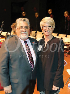 LCHS Founders' Day Recipients Honored