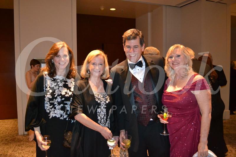 Judy Cooper, Jody Platisa, and Bob and Therese Louk