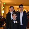 Aaron and Benjamin Aydin with Jimmy Sengul