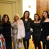 Esther Jacobson, Estee and Robyn Tekin, Christine Aydin, Melissa Can and Isabella Aydin
