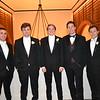 Tyler Jacinto, Jack Schoenthaler, Robbie Louk, Cole Stewart and Prescott Stewart