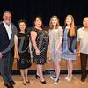 Les Tupper Award recipients Michael Davitt, Soo Kim Choi, Katherine Markgraf, Courtney Johnson,Naomi Stephen and Lee Sealander, representing USC-VHH volunteers