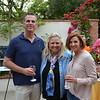 Chris and Sonja Bradley with Heidi Sandoval