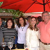 Joe and Nancy Mercolino, Renee LaBran, Lorraine Reiwe Cooper and Malcolm Boyd